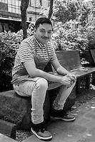 Edgar Rueda barista