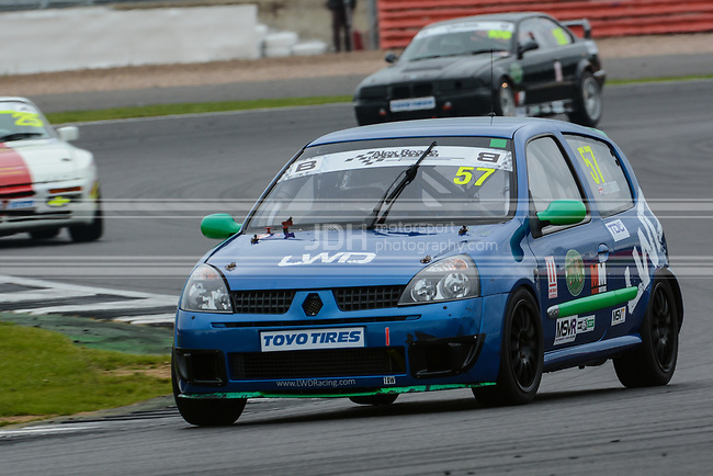 Gary Littlewood - LWD Racing Renault Clio 172