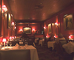 Dining Room, Christys Restaurant, Miracle Mile, Miami, Florida