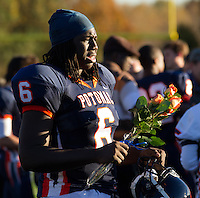 On November 13, 2010,  Potomac honored senior football players and their parents after the Panther's final home game against John Paul the Great.