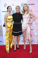 6 April 2019 - Los Angeles, California - Maddie Ziegler, Heather Carmichael, Mackenzie Ziegler. the Ending Youth Homelessness: A Benefit For My Friend's Place  held at Hollywood Palladium.  <br /> CAP/ADM/FS<br /> &copy;FS/ADM/Capital Pictures