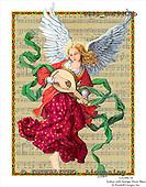 Ingrid, HOLY FAMILIES, HEILIGE FAMILIE, SAGRADA FAMÍLIA, paintings+++++,USISGAI04C1B,#XR# angels ,vintage