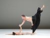 Dutch National Ballet <br /> Hans Van Manen - Master of Dance<br /> Grosse Fuge<br /> rehearsal / photocall<br /> 12th May 2011<br /> at Sadler's Wells. London, Great Britain <br /> <br /> Anna Tsygankova<br /> Alexander Zhembrovskyy<br /> <br /> Photograph by Elliott Franks