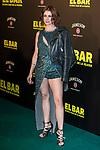 "Manuela Velles attends the premiere of the film ""El bar"" at Callao Cinema in Madrid, Spain. March 22, 2017. (ALTERPHOTOS / Rodrigo Jimenez)"