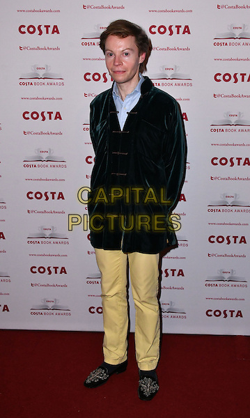 Matthew Dennison<br /> Costa Book Of The Year Award 2016, at Quaglino&rsquo;s, London, England on January 31, 2017.<br /> CAP/JOR<br /> &copy;JOR/Capital Pictures