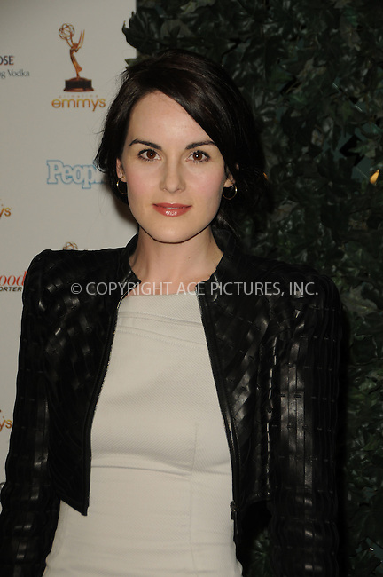 WWW.ACEPIXS.COM . . . . .  ....September 16 2011, LA....Michelle Dockery arriving at the 63rd Annual Emmy Awards Performers Nominee Reception held at Pacific Design Center on September 16, 2011 in West Hollywood, California. ....Please byline: PETER WEST - ACE PICTURES.... *** ***..Ace Pictures, Inc:  ..Philip Vaughan (212) 243-8787 or (646) 679 0430..e-mail: info@acepixs.com..web: http://www.acepixs.com