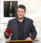 Adam Guettel during The DGF's 14th Biannual Madge Evans & Sidney Kingsley Awards at the Dramatists Guild Fund headquarters on April 4, 2016 in New York City.