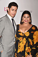 BEVERLY HILLS, CA - MAY 10: Julio Macias (L) and Jessica Marie Garcia attend the 26th Annual Race to Erase MS Gala at The Beverly Hilton Hotel on May 10, 2019 in Beverly Hills, California.<br /> CAP/ROT<br /> &copy;ROT/Capital Pictures