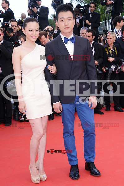 "Guan Yue and Tong Daweiattending the ""De Rouille et D'os"" Premiere during the 65th annual International Cannes Film Festival in Cannes, 17th May 2012...Credit: Timm/face to face /MediaPunch Inc. ***FOR USA ONLY***"