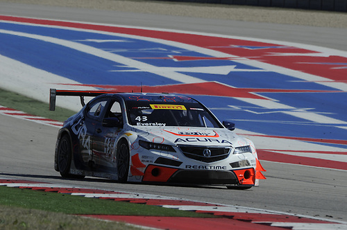 5-8 March, 2015, Austin, Texas, USA<br /> #43 Ryan Eversley, Acura TLX-GT<br /> © 2015, Jay Bonvouloir, ESCP