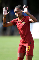 Lindsey Thomas of AS Roma <br /> Roma 8/9/2019 Stadio Tre Fontane <br /> Luisa Petrucci Trophy 2019<br /> AS Roma - Paris Saint Germain<br /> Photo Andrea Staccioli / Insidefoto