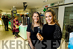 Staff at CH Chemist, Tralee, Leanne Greensmith and Christine Lawlor