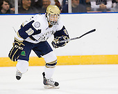 T.J. Tynan (Notre Dame - 18) - The University of Notre Dame Fighting Irish defeated the University of New Hampshire Wildcats 2-1 in the NCAA Northeast Regional Final on Sunday, March 27, 2011, at Verizon Wireless Arena in Manchester, New Hampshire.