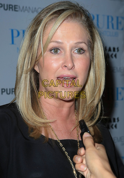 KATHY HILTON .Nicky Hilton Celebrates her Birthday at Pure Nightlcub inside the Caesar's Palace Resort Hotel and Casino, Las Vegas, Nevada, USA..October 4th, 2008.headshot portrait mouth open.CAP/ADM/MJT.© MJT/AdMedia/Capital Pictures.