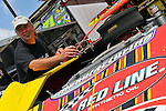 Jun 11, 2010; 2:51:43 PM; Rossburg, OH., USA; The running of the Dream XVI  Dirt Late Models at the Eldora Speedway paying $100,000 to win.  Mandatory Credit: (thesportswire.net)