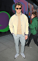 Oliver Cheshire at the LFW (Men's) a/w2018 Chistopher Raeburn catwalk show, BFC Show Space, The Store Studios, The Strand, London, England, UK, on Sunday 07 January 2018.<br /> CAP/CAN<br /> &copy;CAN/Capital Pictures