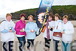 Celebration of Light :Pictured at the simultaneous lighting of Candles in aid of Recovery Haven on Ballybunion Beach on Friday evening last were Kay halpin, Catriona O'Neill, Margaret Payne, Helen Harris, Mary Sobieralski & Helen Moylan.
