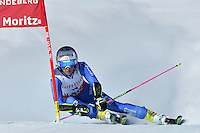 February 16, 2017: Marta BASSINO (ITA) competing in the women's giant slalom event at the FIS Alpine World Ski Championships at St Moritz, Switzerland. Photo Sydney Low