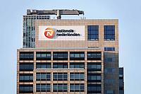 Nederland Amsterdam - 2019. Amstelkwartier. Kantoor van de Nationale Nederlanden.    Foto Berlinda van Dam / Hollandse Hoogte