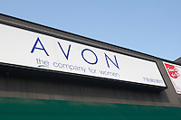 An Avon store is pictured in New York City, NY Sunday July 31, 2011. Avon Products, Inc. (NYSE: AVP) is a US cosmetics, perfume and toy seller with markets in over 140 countries across the world.