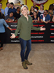 WESTWOOD, CA - AUGUST 09: Internet personality/actress Hannah Hart arrives at the Premiere Of Sony's 'Sausage Party' at Regency Village Theatre on August 9, 2016 in Westwood, California.