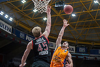 Valencia Basket 80-58 Bayer Munich (4-3-2015)