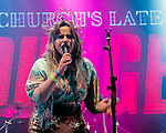 Charlotte Church Late Night Pop Dungeon at Bestival in the Lulworth Castle grounds Dorset sept 2017 photo by Alex Wright