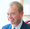 Tim Farron joins Vince Cable, Liberal Democrat Shadow Chancellor and candidate for Twickenham, on a visit to the HQ of Graze, one of the 100 fastest growing companies in the UK, <br /> <br /> The met Graze CEO Anthony Fletcher<br /> <br /> Tim Farron <br />  <br /> <br /> <br /> <br /> Photograph by Elliott Franks <br /> Image licensed to Elliott Franks Photography Services