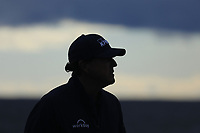 Phil Mickelson (USA) in action at Pebble Beach Golf Links during the third round of the AT&T Pro-Am, Pebble Beach Golf Links, Monterey, USA. 09/02/2019<br /> Picture: Golffile | Phil Inglis<br /> <br /> <br /> All photo usage must carry mandatory copyright credit (© Golffile | Phil Inglis)