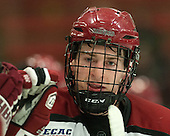 Dan Ford (Harvard - 5) - The Harvard University Crimson defeated the Colgate University Raiders 4-1 (EN) on Friday, February 15, 2013, at the Bright Hockey Center in Cambridge, Massachusetts.