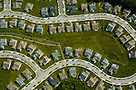 Aerial view of Housing Development<br />