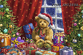Marcello, CHRISTMAS ANIMALS, WEIHNACHTEN TIERE, NAVIDAD ANIMALES, paintings+++++,ITMCXM1389A,#xa#