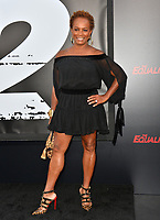 Vanessa Bell Calloway at the premiere for &quot;The Equalizer 2&quot; at the TCL Chinese Theatre, Los Angeles, USA 17 July 2018<br /> Picture: Paul Smith/Featureflash/SilverHub 0208 004 5359 sales@silverhubmedia.com