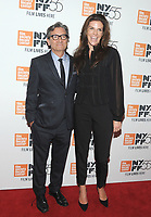 NEW YORK, NY - OCTOBER 11: Director Griffin Dunne and Annabelle Dunne attends the 55th NYFF World Premiere of &quot;Joan Didion: The Center Will Not Hold &quot; at Alice Tully Hall on October 11, 2017 in New York City. <br /> CAP/MPI/JP<br /> &copy;JP/MPI/Capital Pictures