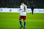 10.02.2018, Signal Iduna Park, Dortmund, GER, 1.FBL, Borussia Dortmund vs Hamburger SV, <br /> <br /> im Bild | picture shows:<br /> Entt&auml;uschung | Frust bei Douglas Santos (Hamburger SV #6), <br /> <br /> <br /> Foto &copy; nordphoto / Rauch