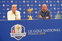 Ryder Cup 2018 Captains Presser