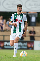 HAREN - Voetbal, FC Groningen - SM Caen, voorbereiding seizoen 2018-2019, 04-08-2018, FC Groningen speler Ajdin Hrustic