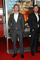 Trent Luckenbill, Thad Luckenbill at the premiere for &quot;Only The Brave&quot; at the Regency Village Theatre, Westwood. Los Angeles, USA 08 October  2017<br /> Picture: Paul Smith/Featureflash/SilverHub 0208 004 5359 sales@silverhubmedia.com