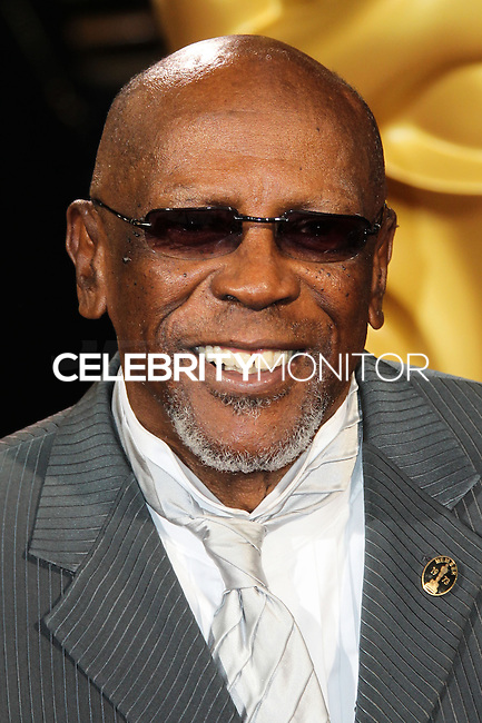 HOLLYWOOD, CA, USA - MARCH 02: Louis Gossett, Jr. at the 86th Annual Academy Awards held at Dolby Theatre on March 2, 2014 in Hollywood, Los Angeles, California, United States. (Photo by Xavier Collin/Celebrity Monitor)