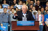 Bernie Sanders 2015-16