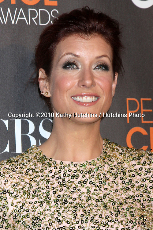 Kate Walsh.arriving  at the 2010 People's Choice Awards.Nokia Theater.January 6, 2010.©2010 Kathy Hutchins / Hutchins Photo.