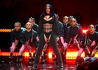 LOS ANGELES - JUNE 23: Cardi B performs on the 2019 BET Awards at the Microsoft Theater on June 23, 2019 in Los Angeles, California. (Photo by Frank Micelotta/PictureGroup)