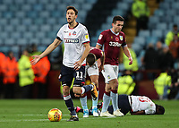 Bolton Wanderers' Will Buckley <br /> <br /> Photographer Andrew Kearns/CameraSport<br /> <br /> The EFL Sky Bet Championship - Aston Villa v Bolton Wanderers - Friday 2nd November 2018 - Villa Park - Birmingham<br /> <br /> World Copyright &copy; 2018 CameraSport. All rights reserved. 43 Linden Ave. Countesthorpe. Leicester. England. LE8 5PG - Tel: +44 (0) 116 277 4147 - admin@camerasport.com - www.camerasport.com