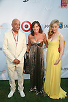 Russell Simmons, Camilla Olsson and Melissa George Attend Russell Simmons' 12th Annual Art for Life East Hampton Benefit, NY  7/30/11