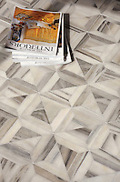 Newman in Horizon Honed, is part of The Studio Line of Ready to Ship mosaics.