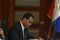 Segunda sala corte de apelaci&oacute;n suprema corte de justicia da lectura al fallo caso ODEBRECHT.<br /> Foto: &copy; Edgar Hern&aacute;ndez<br /> Fecha:26/07/2017