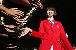 Saori Kimura (JPN), JULY 3, 2016 : Japan National Team Send-off Party for Rio Olympic Games 2016 at 1st Yoyogi Gymnasium, Tokyo, Japan. <br /> (Photo by Sho Tamura/AFLO SPORT)