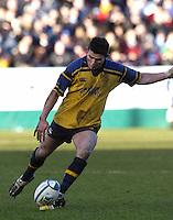 2004/05 Heineken_Cup,Bath Rugby_vs_Leinster,Bath,North Somerset, ENGLAND:.David Holwell..Photo  Peter Spurrier. .email images@intersport-images.com...