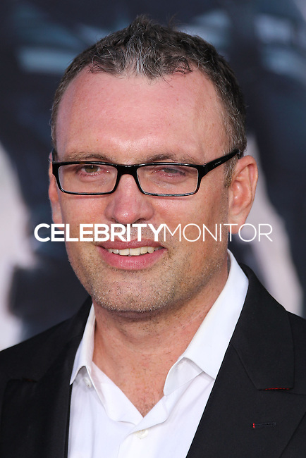 "HOLLYWOOD, LOS ANGELES, CA, USA - MARCH 13: Henry Jackman at the World Premiere Of Marvel's ""Captain America: The Winter Soldier"" held at the El Capitan Theatre on March 13, 2014 in Hollywood, Los Angeles, California, United States. (Photo by Xavier Collin/Celebrity Monitor)"