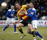 06/03/10 Queen of the South v Partick